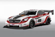 Carlsson SLK 340 Race Car