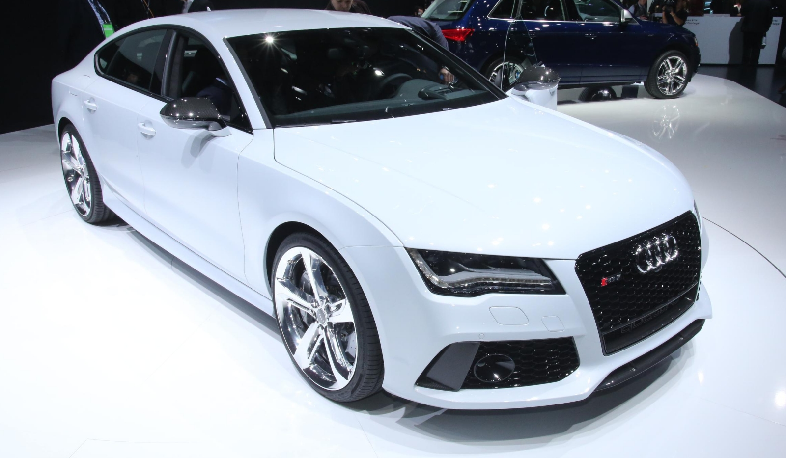 detroit 2013 audi rs7 sportback gtspirit. Black Bedroom Furniture Sets. Home Design Ideas