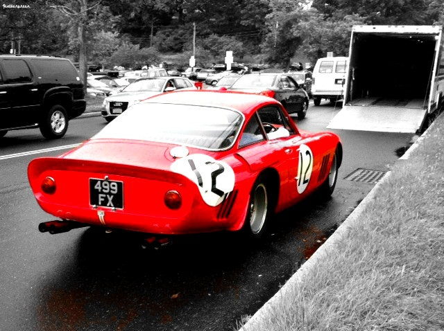 Photo Of The Day: Rare Ferrari 330 LMB at Greenwich Concours d'Elegance
