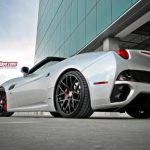 Ferrari California with VS-140 Vorsteiner Wheels