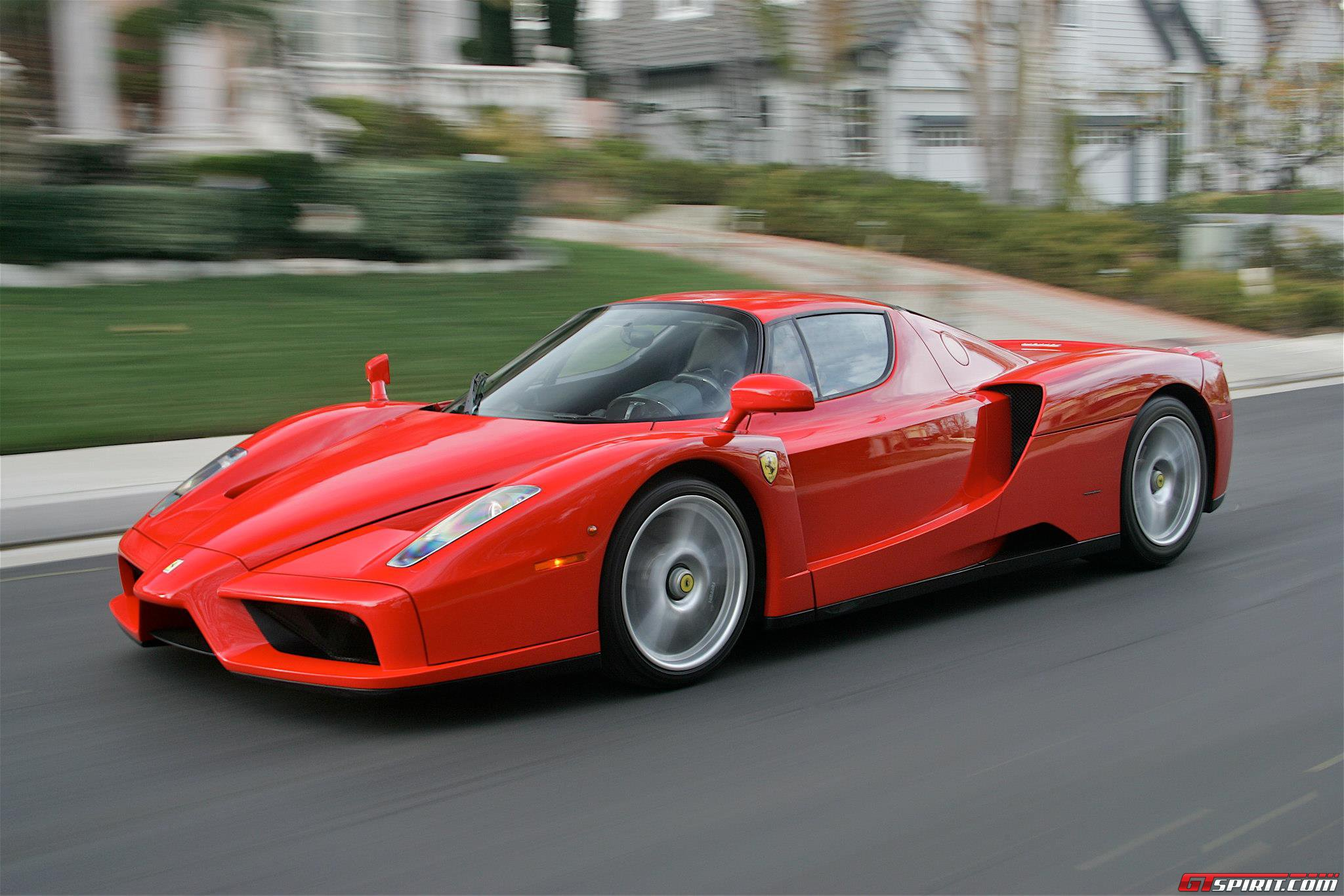 road test ferrari enzo gtspirit. Black Bedroom Furniture Sets. Home Design Ideas