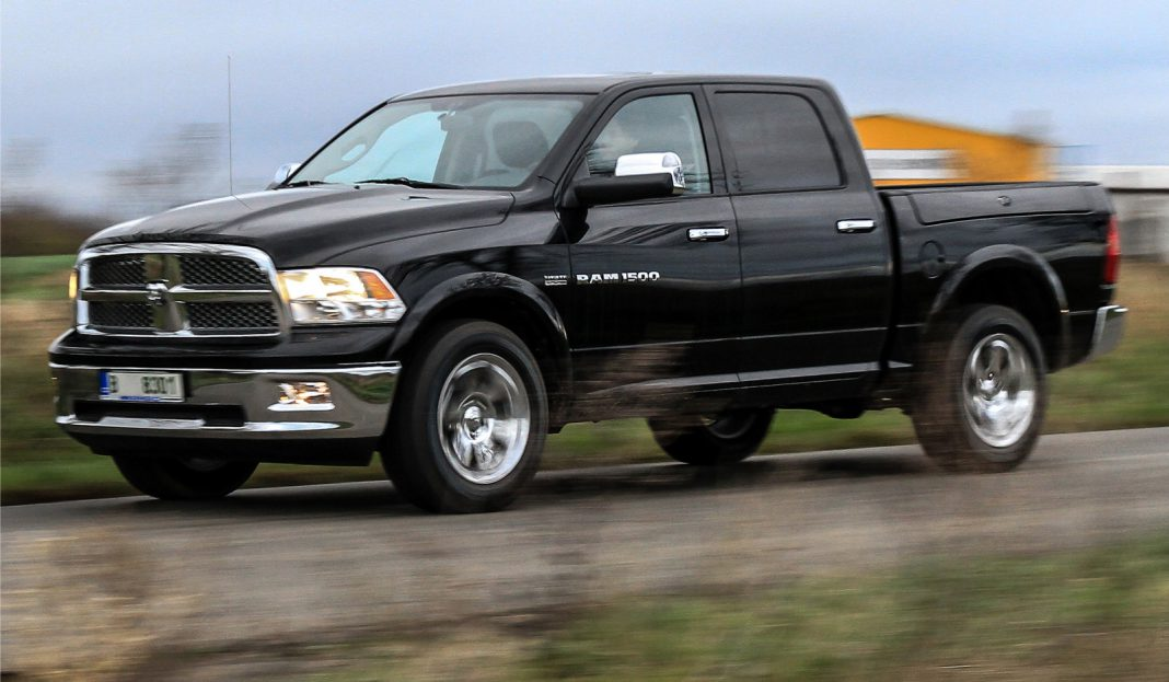 First Drive  2012 Ram 1500 Laramie Edition