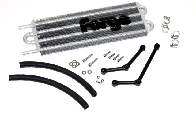 Forged Motorsports Nissan R35 GT-R Power Assisted Steering Cooler Kit