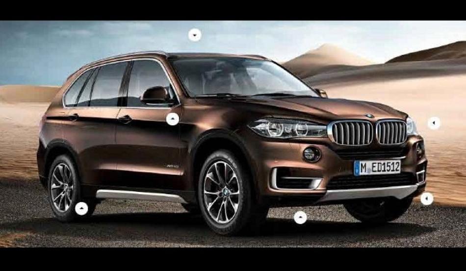 Beautiful Charmant Leak BMW X5 F15 01