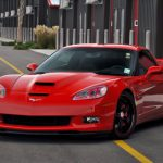 Lingenfelter Corvette Z06 with Vossen Wheels
