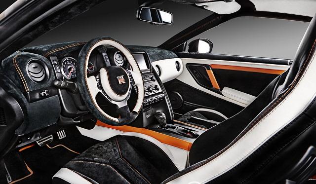 Official: Nissan GT-R Orange Edition by Carlex Design - GTspirit
