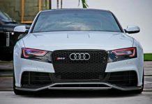 OSSDesigns Audi RS5 Build with CV5 Vossen Wheels