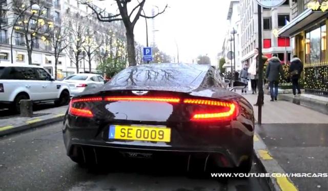 Samuel Eto Aston Martin One 77