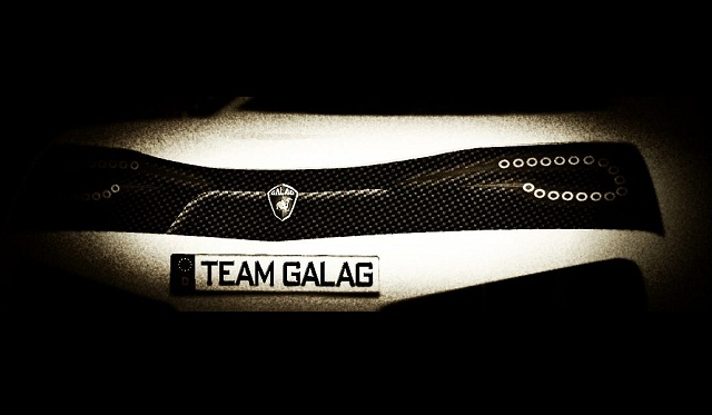 Team Galag TG1 Supercar