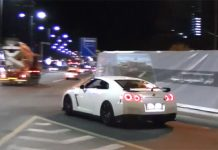 Video: White Nissan GT-R Fitted With Meisterschaft Exhaust
