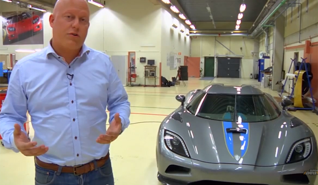 Drive Launching new 'Inside Koenigsegg' Video Series