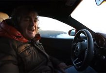 McLaren 12C Spider Becomes James May's 2012 Car of the Year