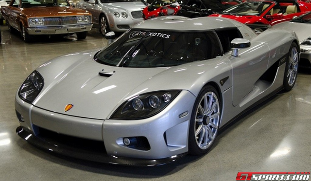 For Sale: Koenigsegg CCX Listed for $689,888 in Washington, U.S.