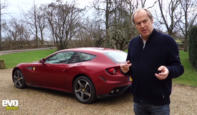 Video: Harry Metcalfe Living With the Ferrari FF