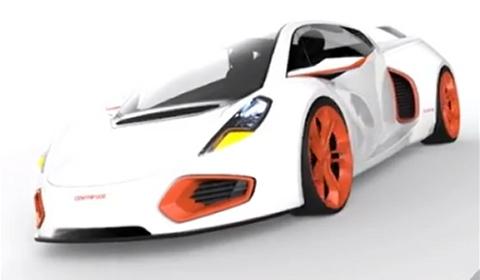 Video Senger Motorsports Centrifuge Concept