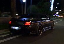 Video: Hamann Bentley Continental GTC Exhaust Note