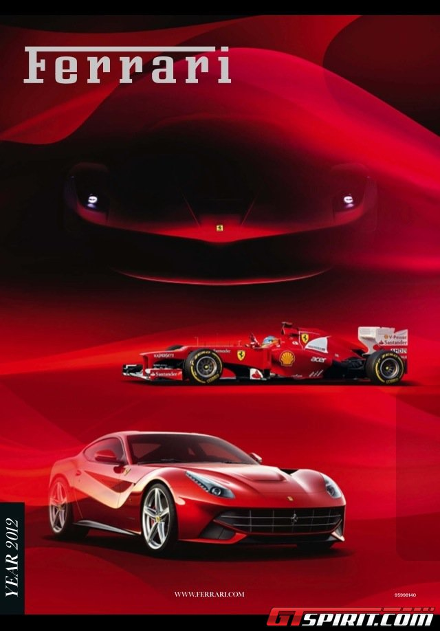 Ferrari F150 To Be Previewed Privately This Month Will Draw