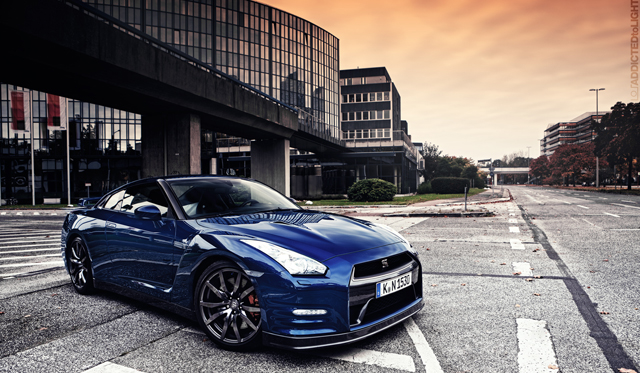 Photo of the Day: 2013 Nissan GT-R With Full Gallery