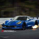 Render: Track-Ready 2014 Chevrolet Corvette Stingray by IACOSKI