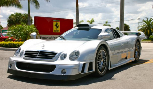 For Sale 2000 Mercedes Benz Clk Gtr Amg Gtspirit