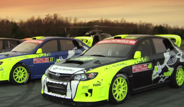Global Rally Cross Expanding With new Racing Class