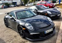 Porsche to Drop 991 GT3 Teaser in February; Deliveries Begin July-August