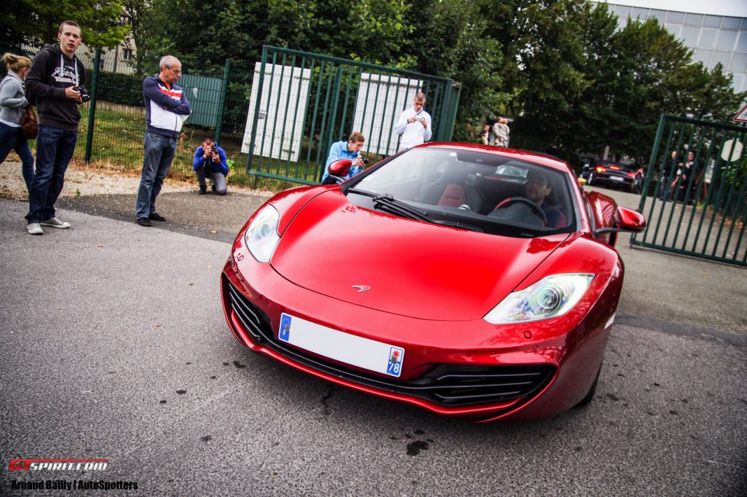 Gallery: Cars & Coffee in Paris