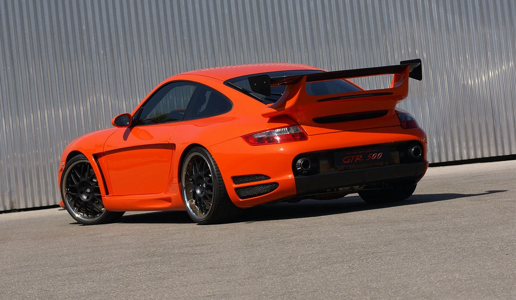 For Sale: 2005 Gemballa Avalanche GTR500 in Germany - GTspirit