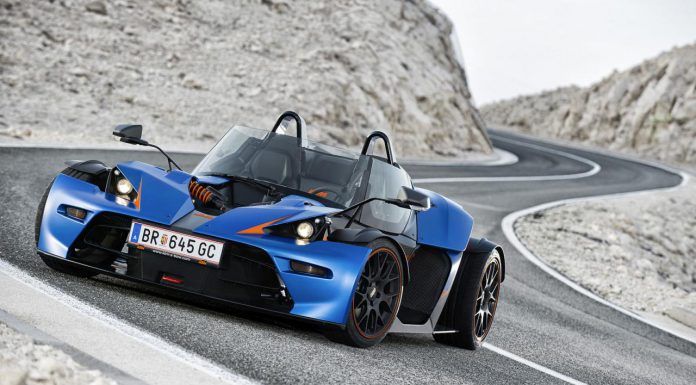 Official: 2014 KTM X-Bow GT