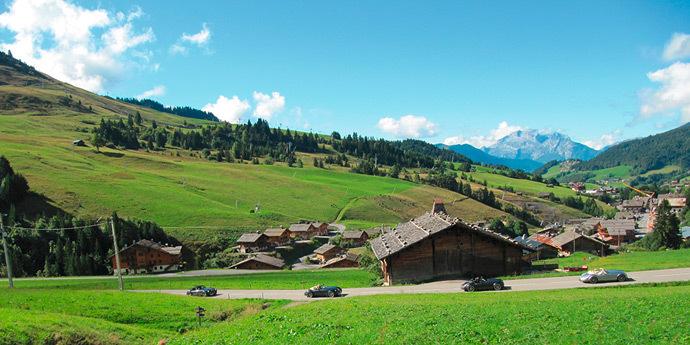 Wiesmann Route des Grandes Alpes 2013