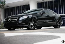 Mercedes-Benz CLS550 Tuned by K3 Projekt
