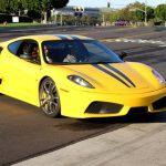 Cars and Coffee Irvine Ferrari F430