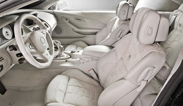 G-Power offers Individual Interior Design for their BMW M6