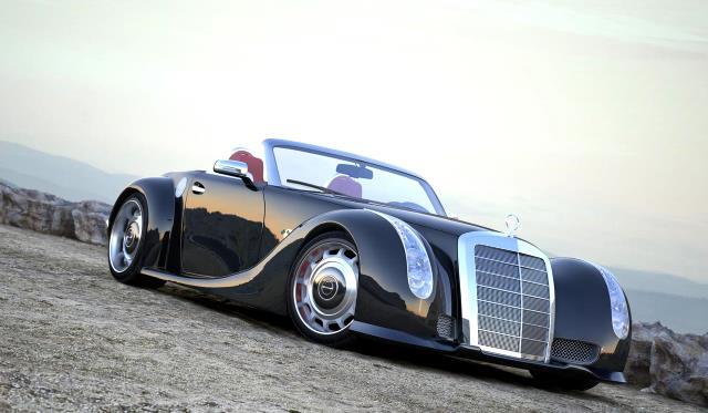 GWA 300 SLC Roadster