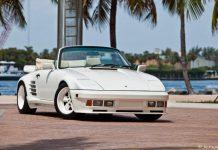 Gemballa Porsche 911 Turbo Cabriolet Flatnose III
