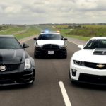 Hennessey HPE700 Chevrolet Camaro ZL1 Hits 203MPH on Highway