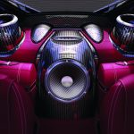 Sonus Faber 1200 Watts Sound System For Pagani Huayra