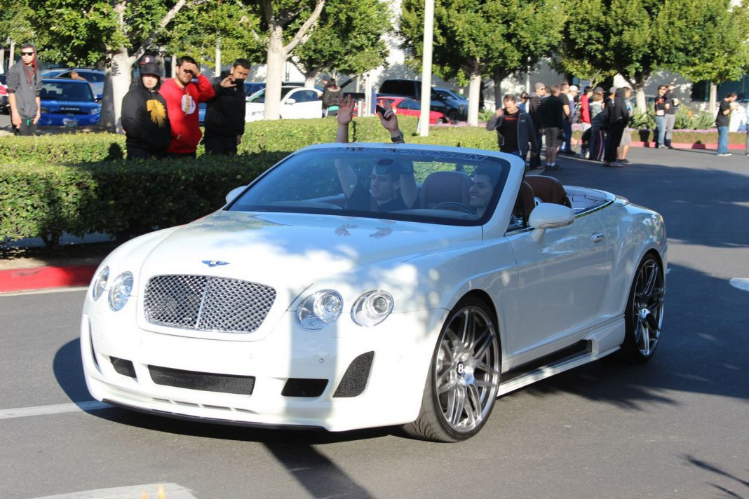 Bentley GT Convertible