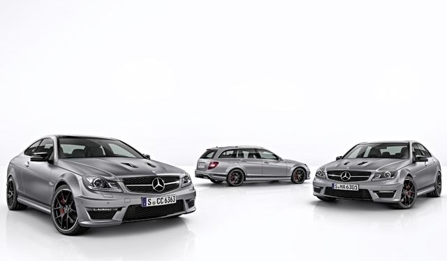 Official: Mercedes-Benz C63 AMG 507 Edition
