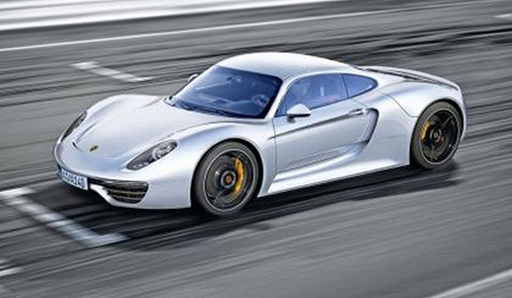 porsche yet to decided if sub 918 spyder supercar will be produced gtspirit. Black Bedroom Furniture Sets. Home Design Ideas