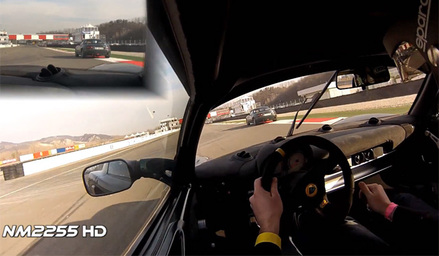Video: Ride in a Lotus Elise With Civic Type R Engine
