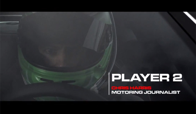 Video: GRID 2 Trailer With Chris Harris in an MP4-12C