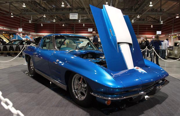 World of Wheels, Calgary 2012