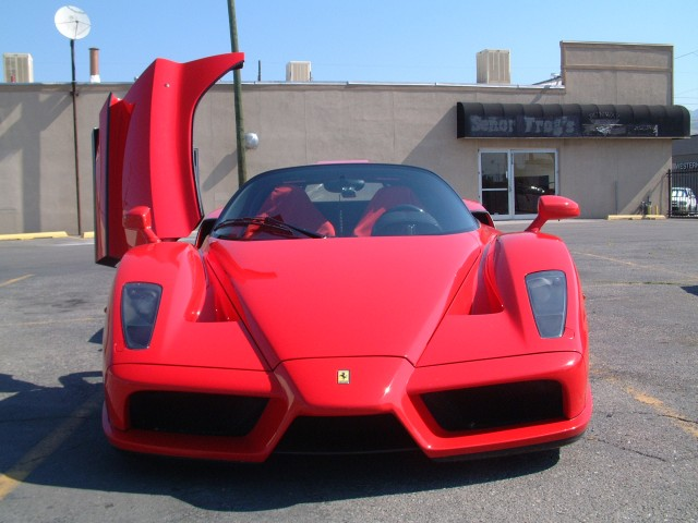 Supercar Legends Richard Losee Ferrari Enzo , MM Enzo