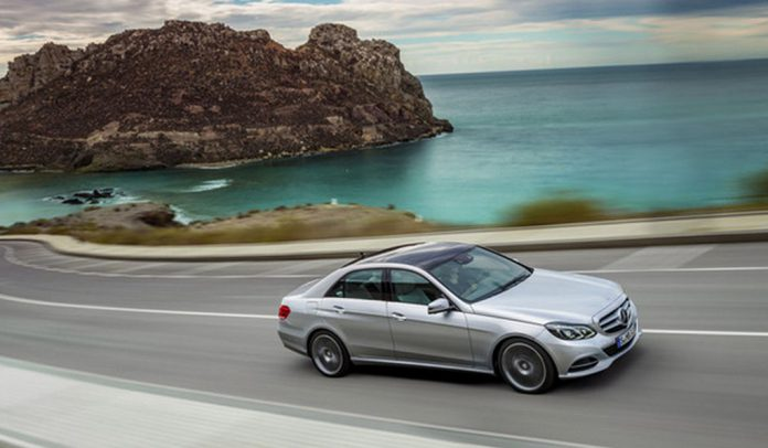 Report: Mercedes-Benz Preparing to Ditch E550 V8 for E400 Twin-Turbo V6