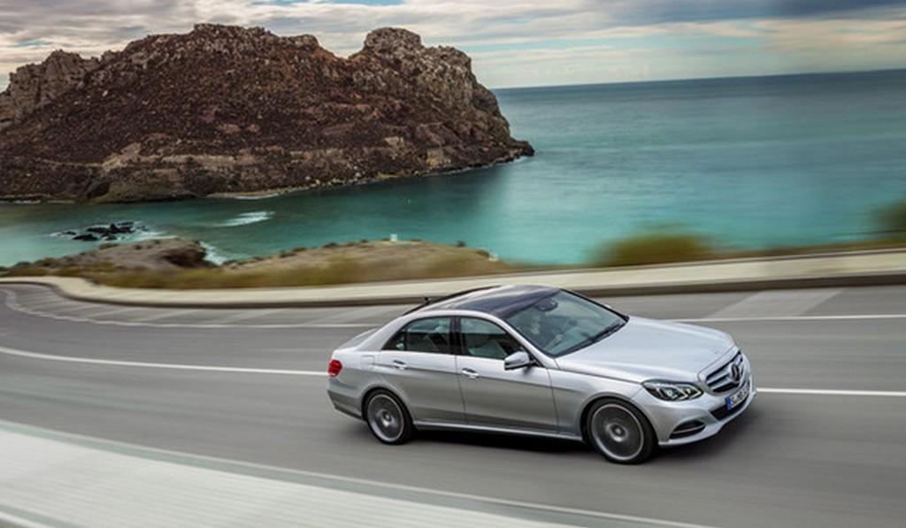 Report: Mercedes-Benz Preparing to Ditch E550 V8 for E400 ...