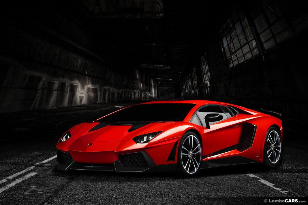 Render: 2014 Lamborghini Aventador LP720-4 by LamboCars