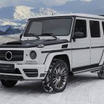 Mercedes-Benz G-Class by Mansory