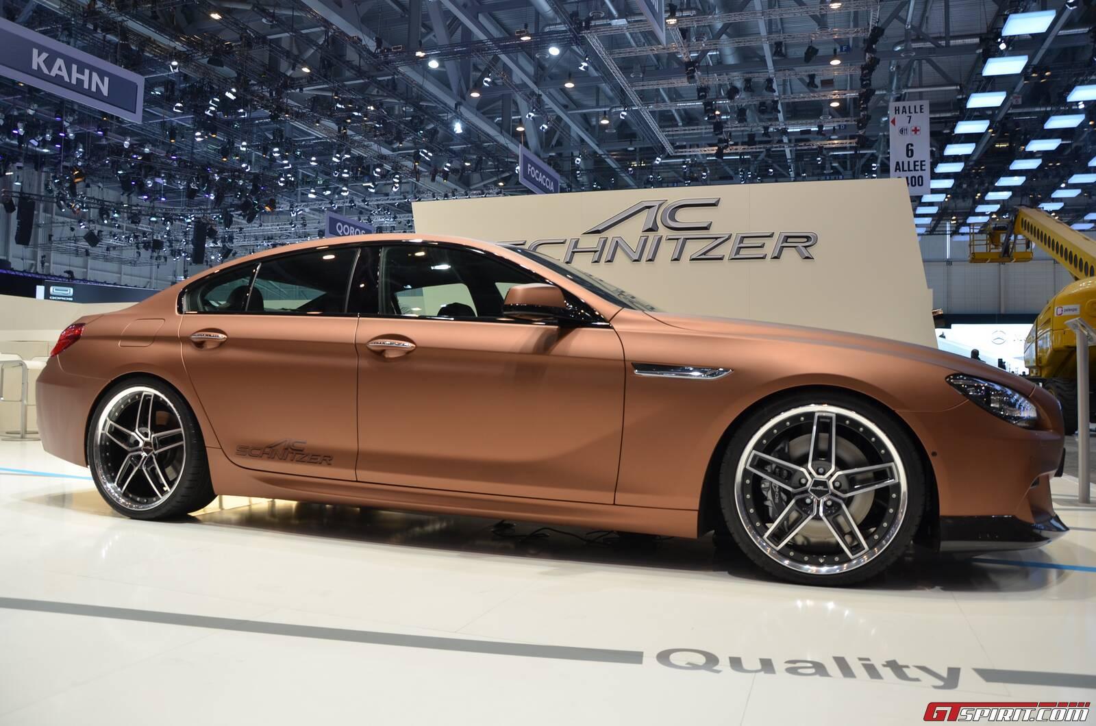 Schnitzer Home Design geneva 2013 ac schnitzer 640d gran coupé gtspirit