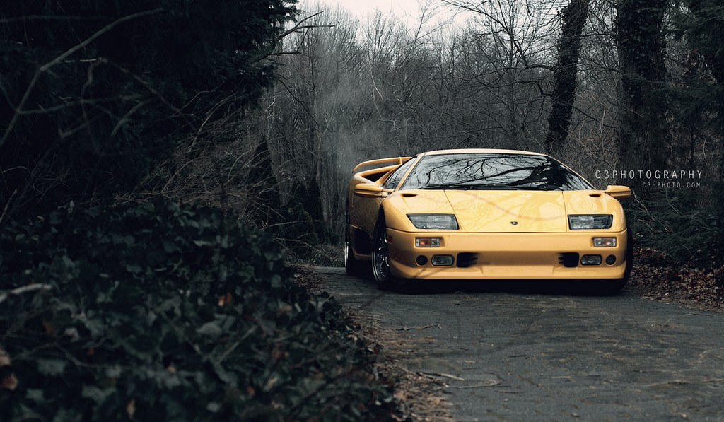 Gallery: Lamborghini Diablo #3 of 12 Alpine Edition's